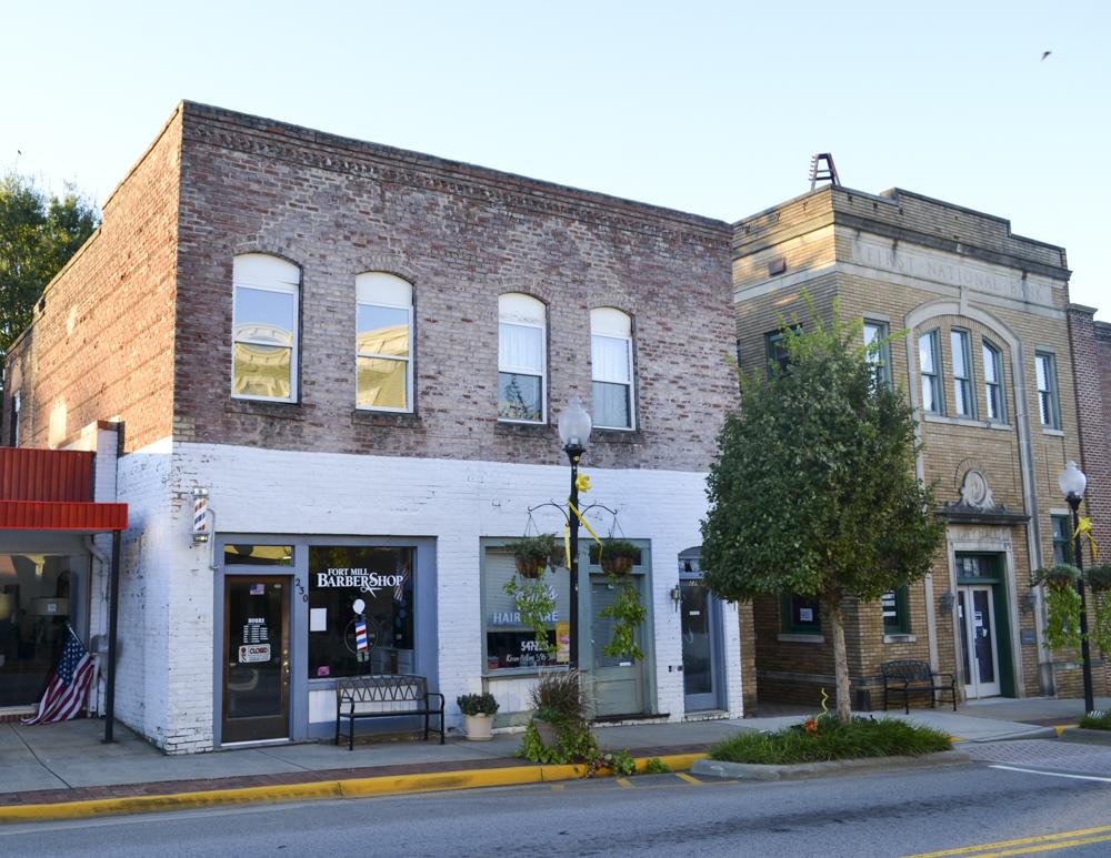 2017 - Fort Mill Barber Shop