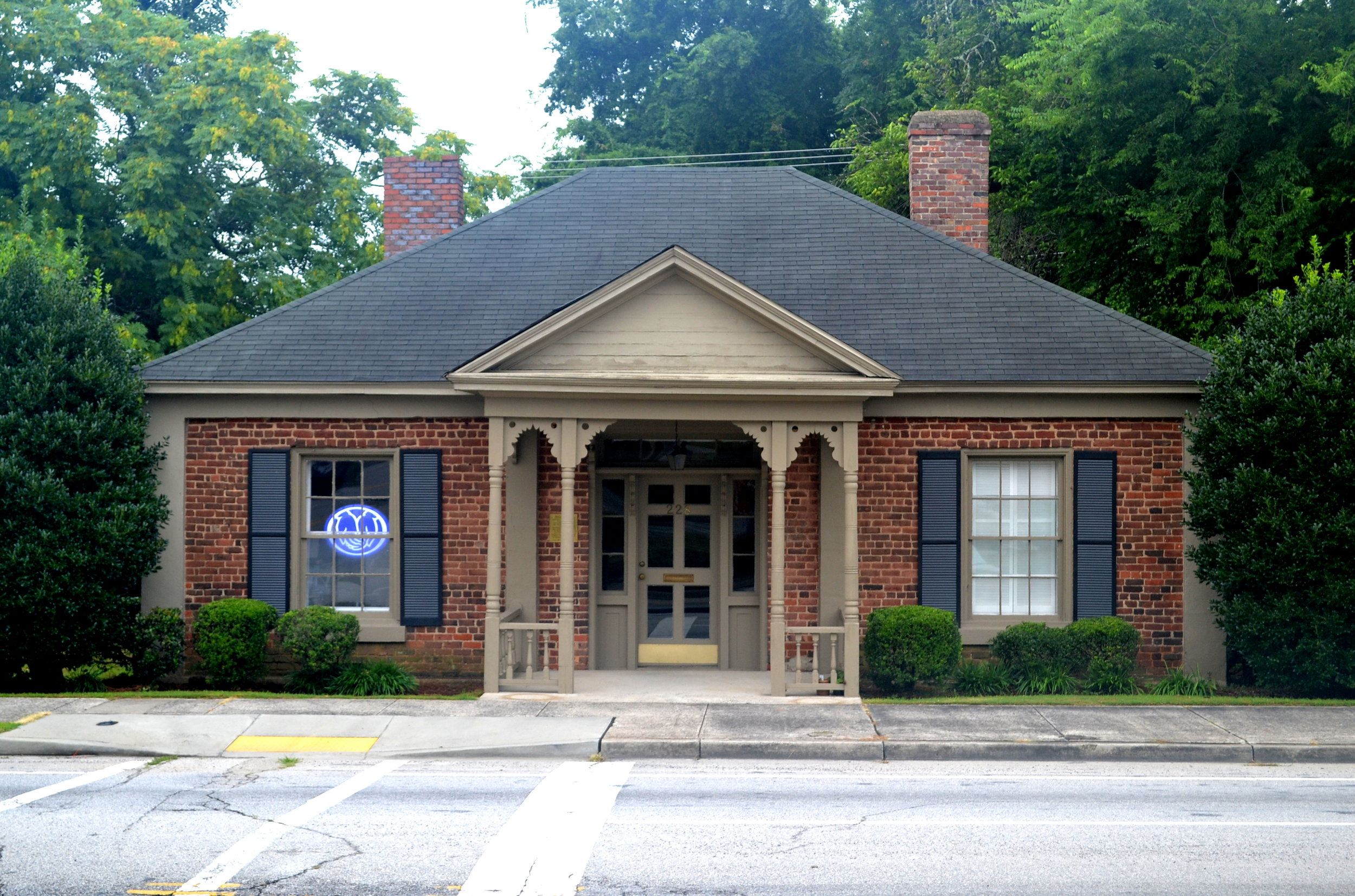 Site of the current RH Boys and Girls Clubs