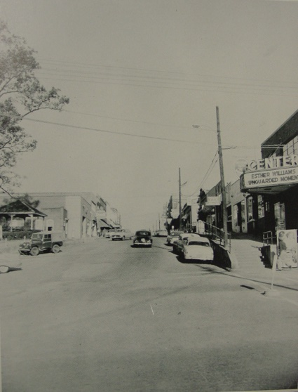 100 Main circa 1957 and street view.jpeg