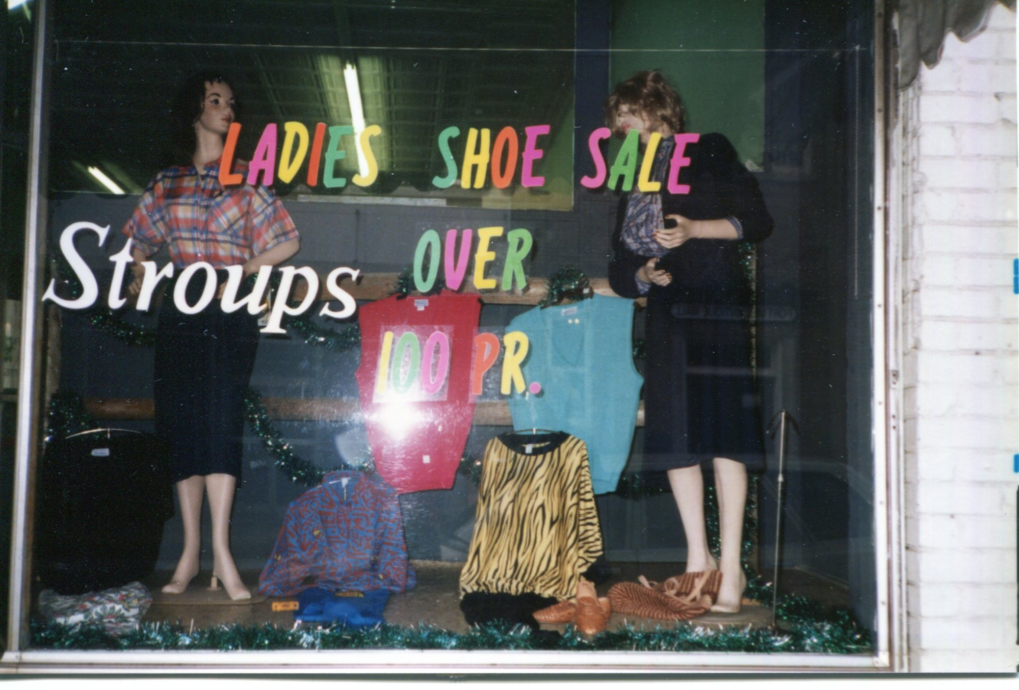 Stroup's storefront