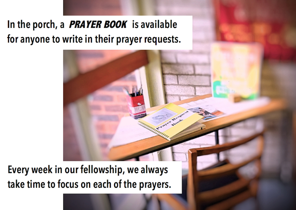prayer book available