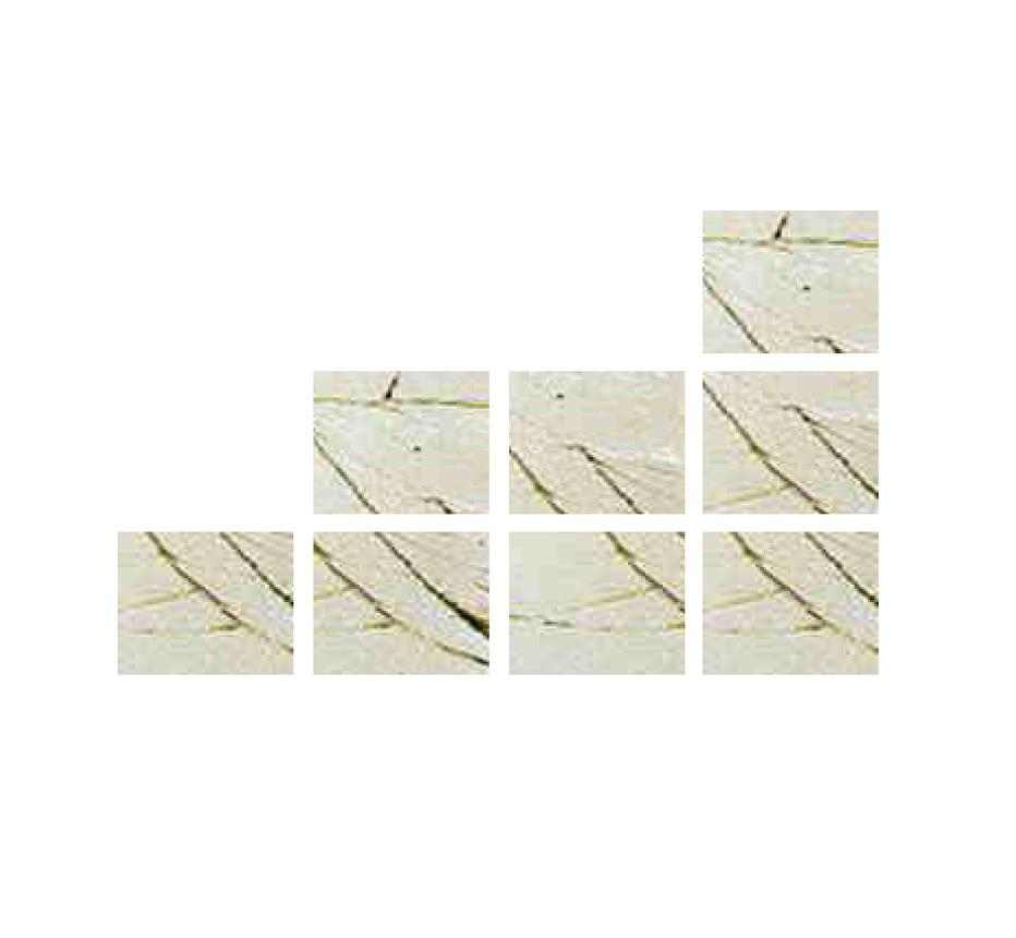 - Broken Large Glass #3(2012)Tiled Digital Prints