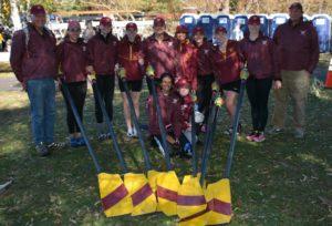 St. Ignatius Rowing Team