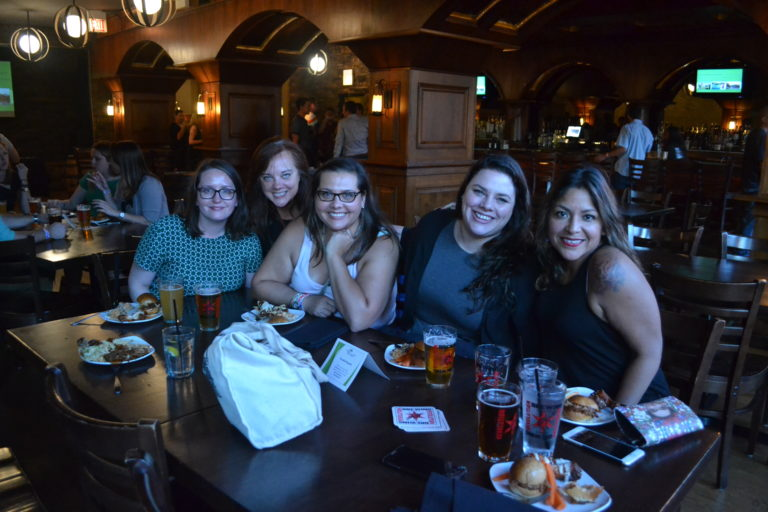 2016 Team ChiParks Happy Hour at Revolutions Brew Pub