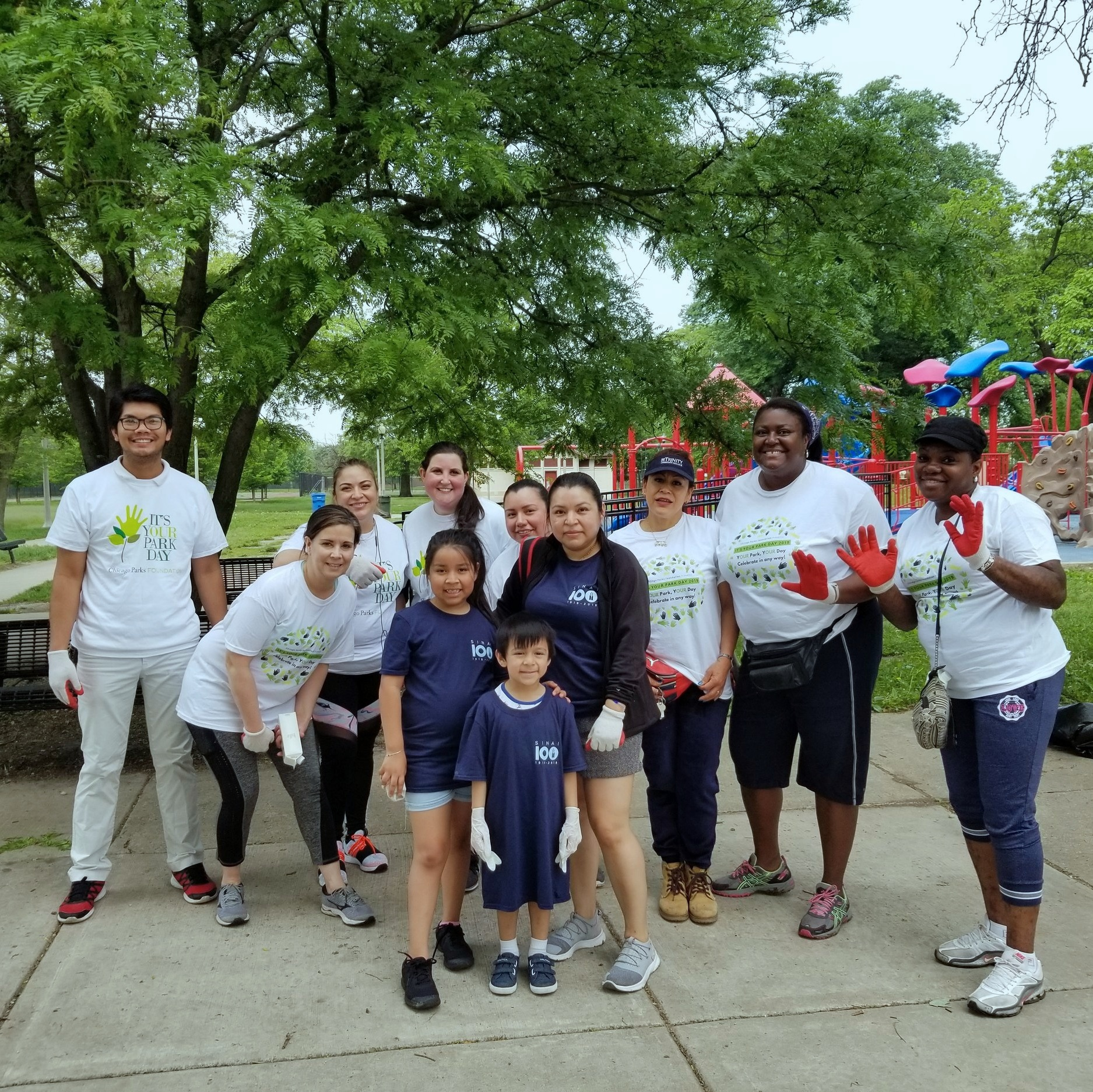 IT'S YOUR PARK DAY   JUNE 1   • Citywide