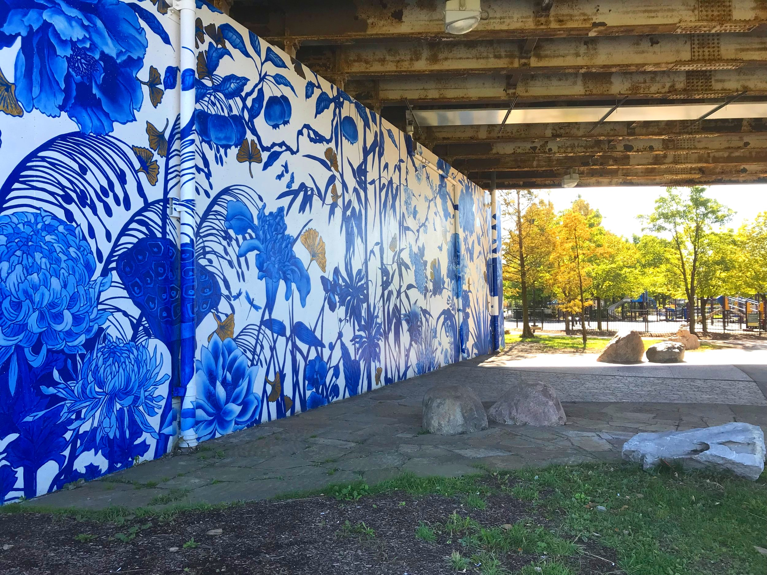 """All As One"" Mural"