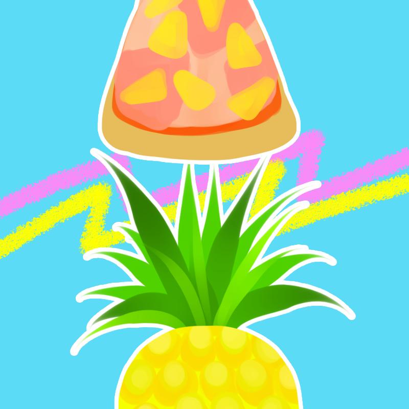 The Hawaiian Controversy Logo