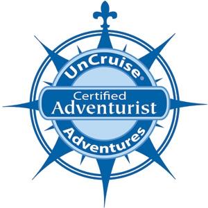UnCruise Adventures Certified Adventurist