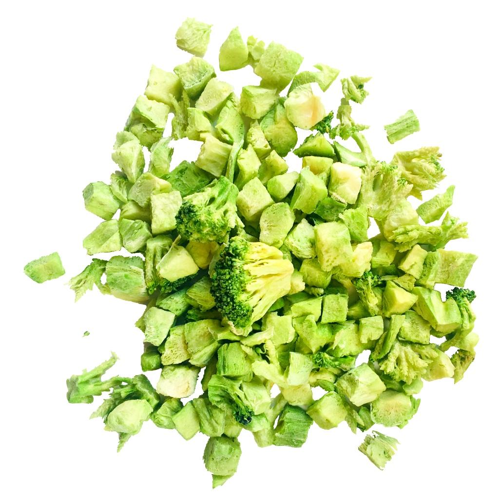 Baihu Instant Noodles - Broccoli