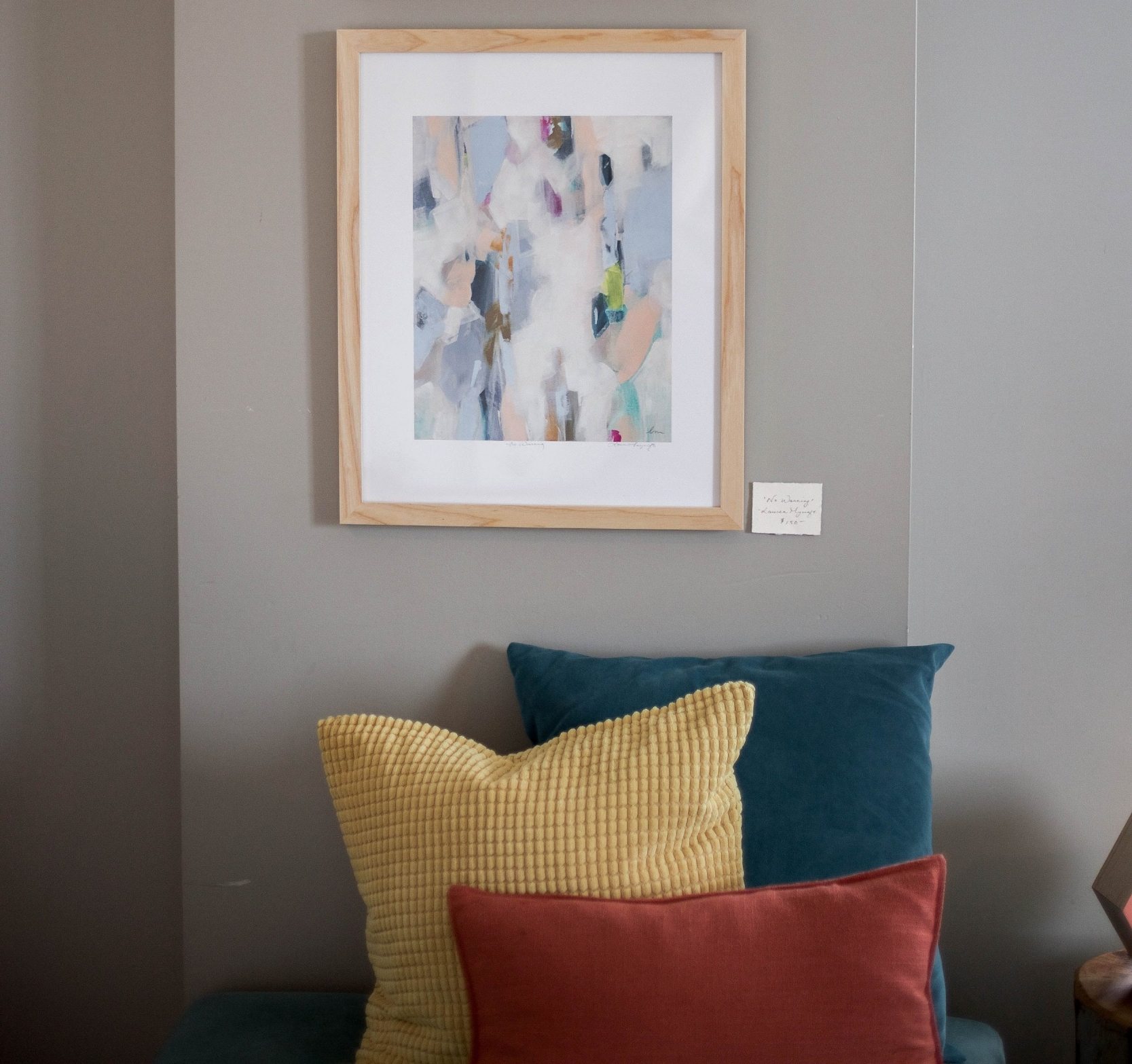 Prints and originals designed by Lauren Mycroft - available at Nourish.
