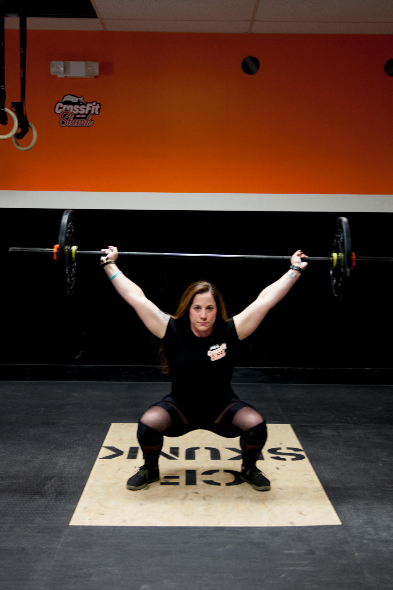 Kelly DeLear - Head CoachBORN AND RAISED IN PT. PLEASANT, NJ, KELLY HAS BEEN A FITNESS ENTHUSIAST HER WHOLE LIFE; PARTICIPATING IN BOOTCAMPS, 5KS, MARATHONS, TRIATHLONS, AND ASSORTED COMPETITIVE OBSTACLE RACES. IN 2017, SHE COMPLETED A SPARTAN DOUBLE TRIFECTA RACING IN COMPETITIVE HEATS. KELLY HAS COMPETED IN SOME CROSSFIT COMPETITIONS AND PLANS TO DO MORE IN THE FUTURE.IN 2006, KELLY RECEIVED A BACHELOR'S DEGREE IN ART HISTORY FROM MONMOUTH UNIVERSITY AND CURRENTLY WORKS AS A DENTAL ASSISTANT IN VERNON, NJ. SHE BECAME A CROSSFIT LEVEL 1 TRAINER IN 2018 AND ALSO COMPLETED THE CROSSFIT SPECIALTY COURSE IN WEIGHTLIFTING. GOING FORWARD, SHE PLANS TO PURSUE FURTHER CERTIFICATION.KELLY IS A MEMBER OF THE BROOKLYN BARBELL CLUB, A COMPETITIVE WEIGHTLIFTING TEAM, AND TRAINS IN OLYMPIC LIFTING. KELLY IS EXCITED TO BE JOINING THE CROSSFIT SKUNK TEAM AND IS ANXIOUS TO ASSIST MEMBERS IN ACHIEVING THEIR FITNESS GOALS.
