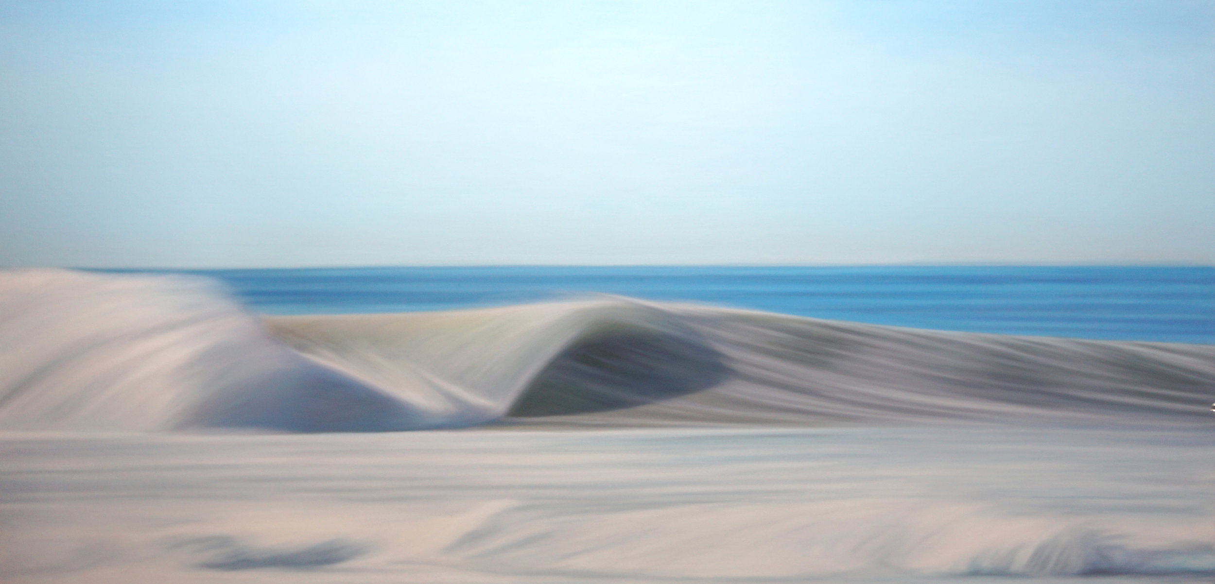 """Garrapata""   Oil on Canvas    30""x60""    Original-Available    Prints Available"