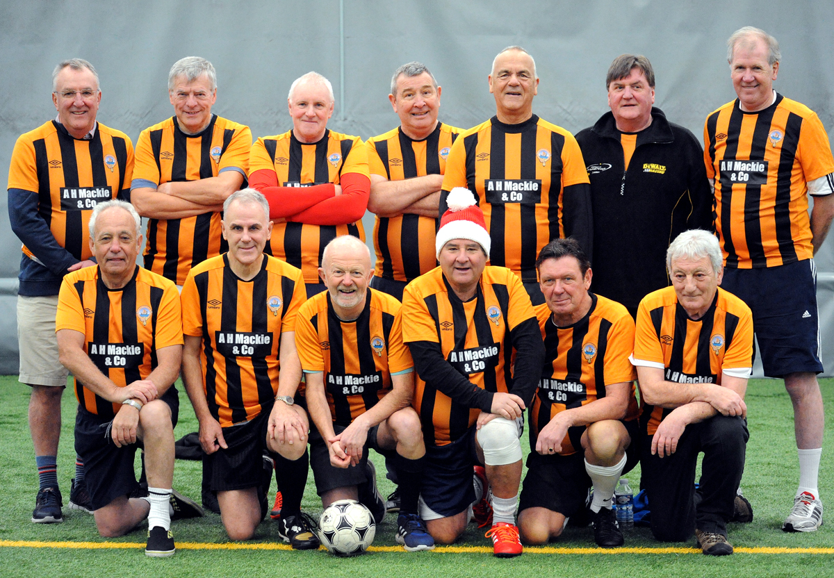 Largs Walking Football Group