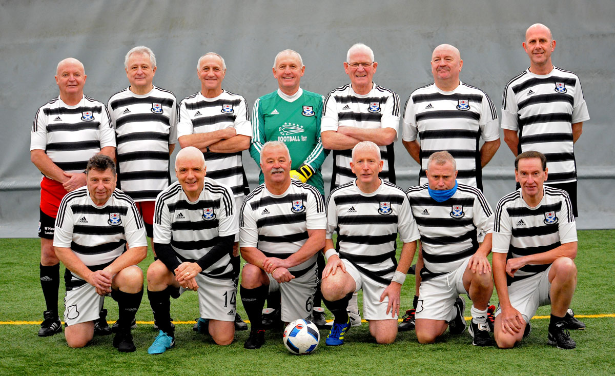 Ayr United Football Academy Walking Football Club