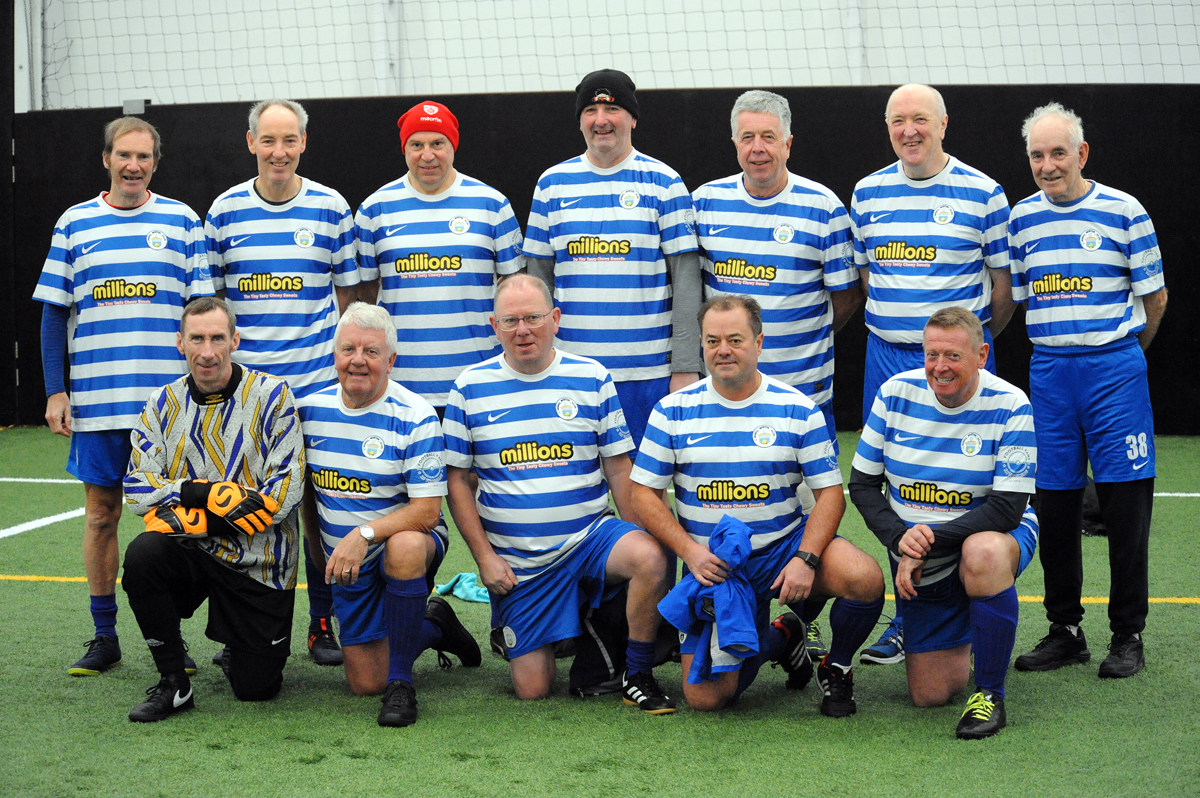 Inverkip Walking Football Group