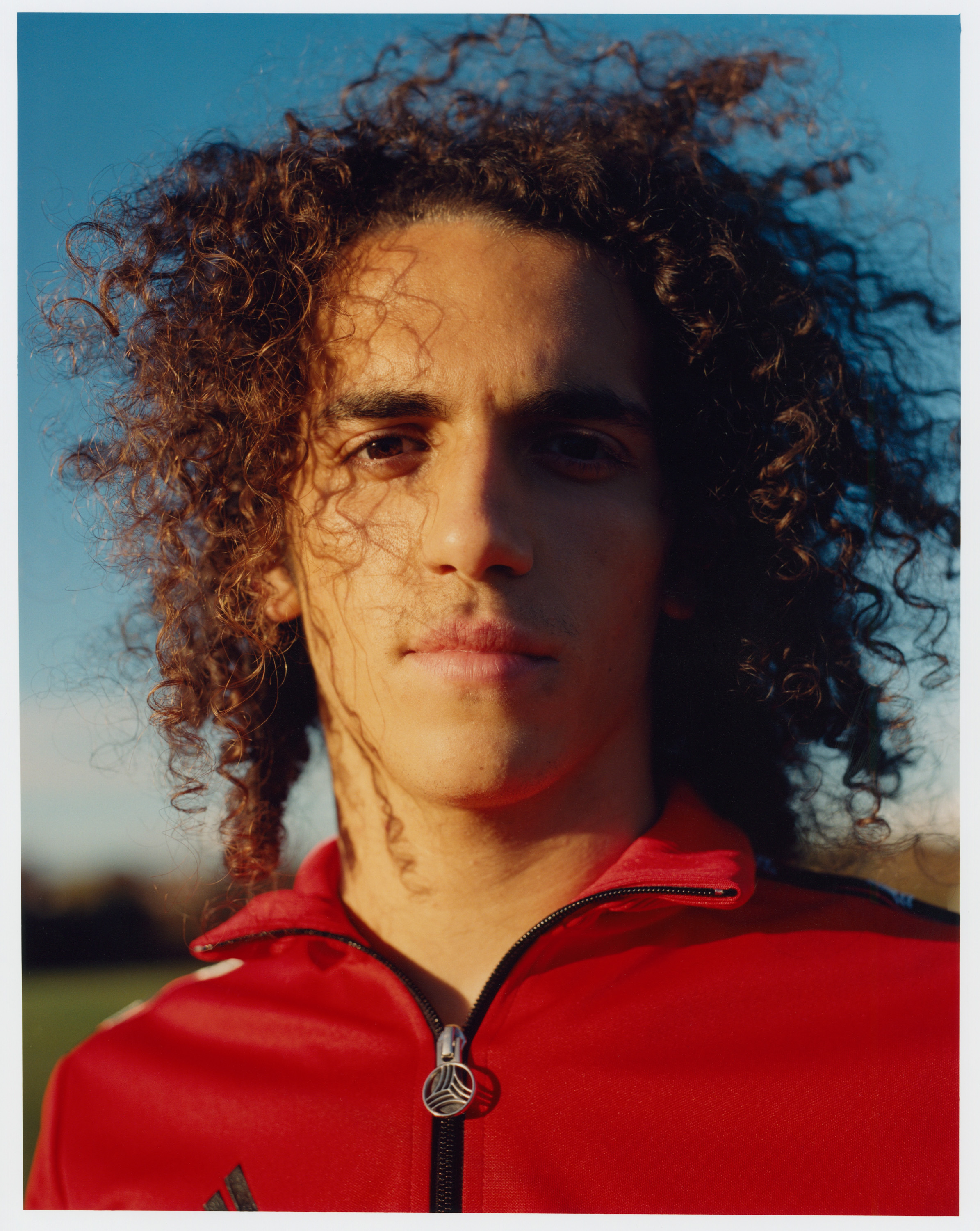 Matteo Guendouzi for adidas