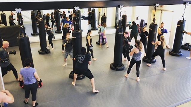 HeavyBag60 - Come try a free class! #heavybag60 fitness #selfdefense #kravmaga