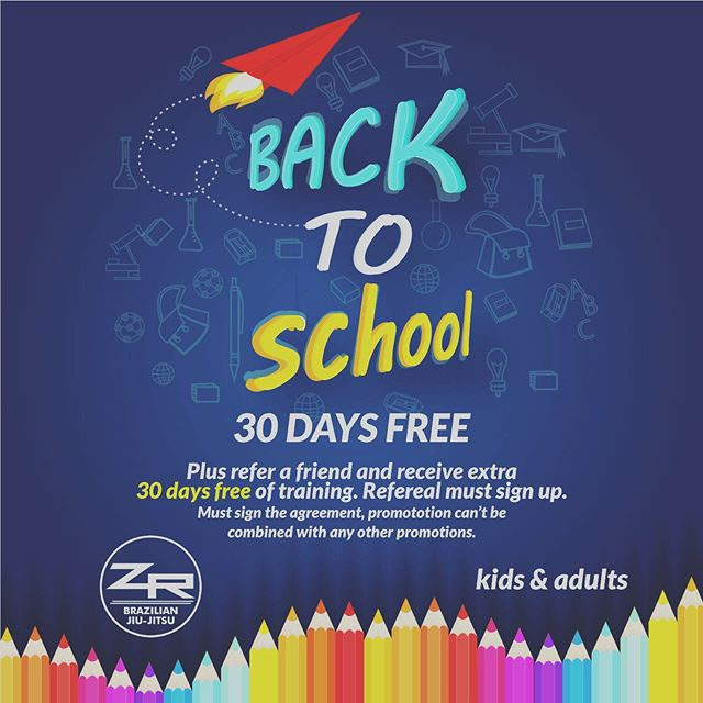 Call us to check our BACK TO SCHOOL promotion! (818)914-5626 . . #woodlandhills #calabasas #westhills #jiujitsu #backtoschool #kids #bjj #selfdefense