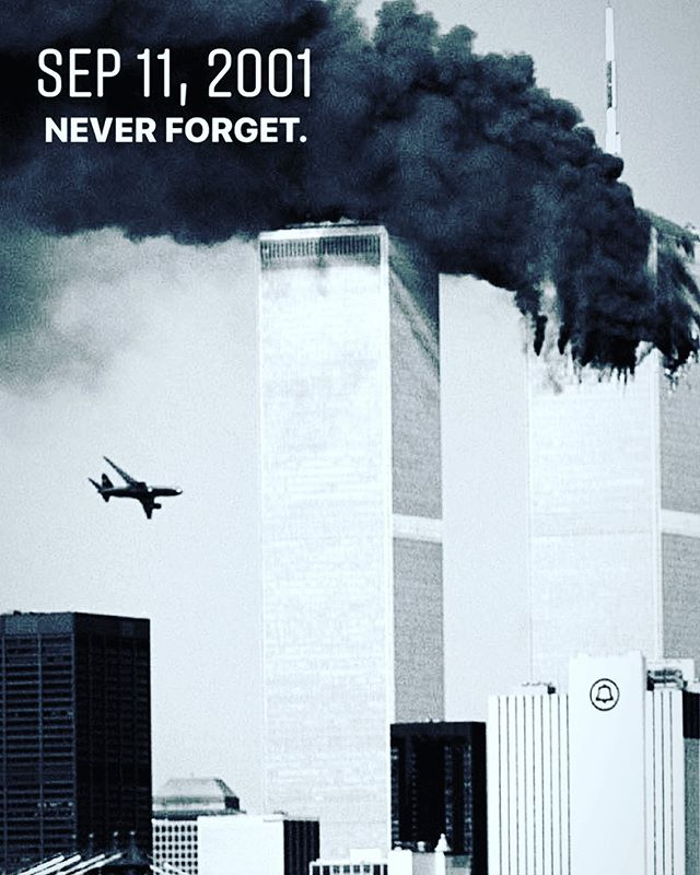9/11 NEVER FORGET. #911 #september11 #usa #loveamerica