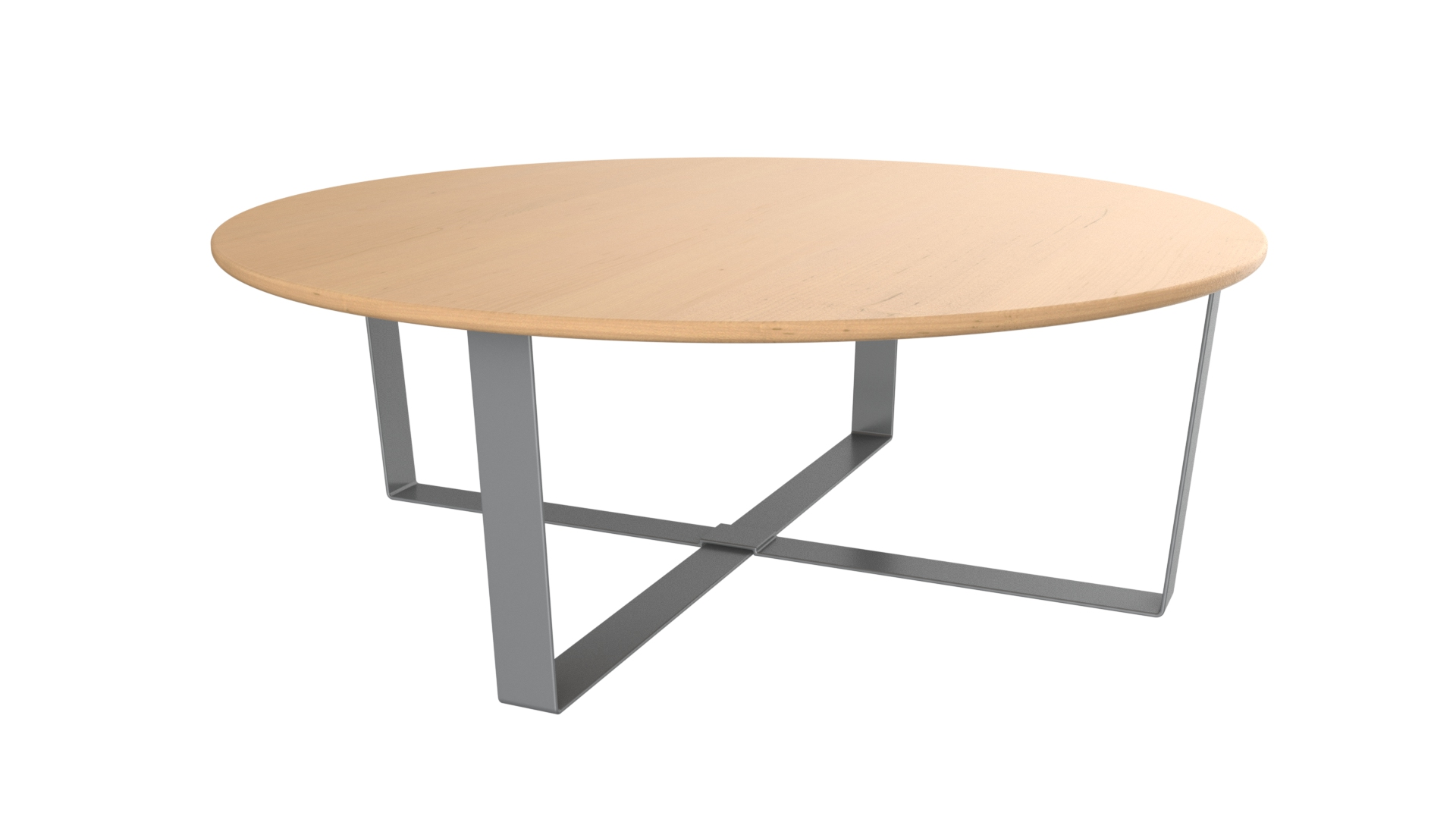 927MB Round Coffee Table