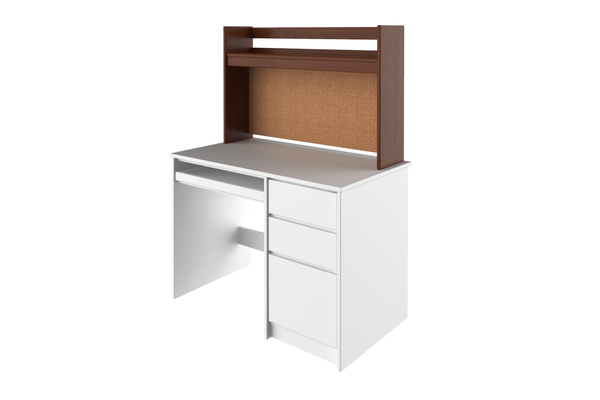 Compatible with most Desks