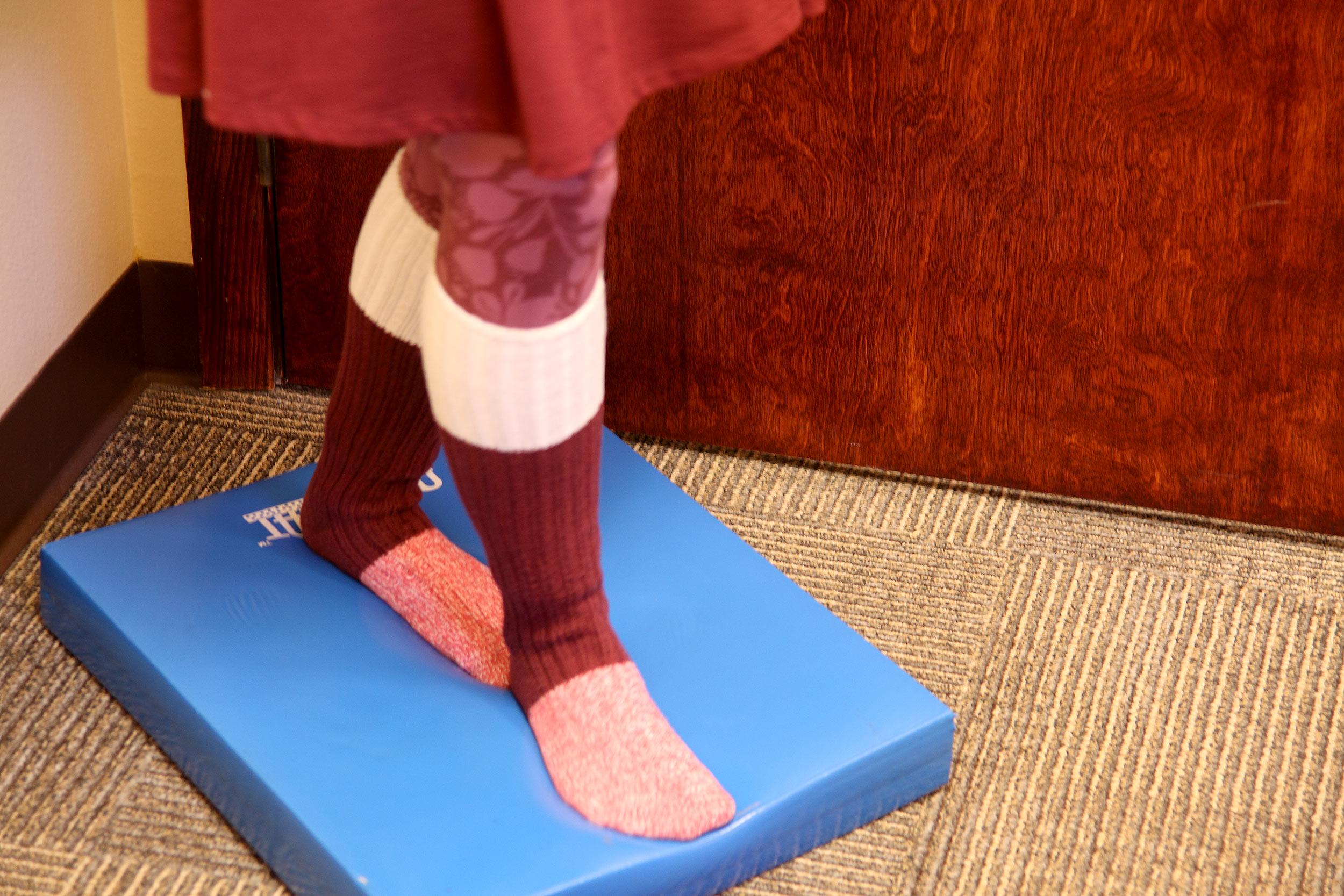 The right PT prescribed exercises can improve your balance and vertigo.