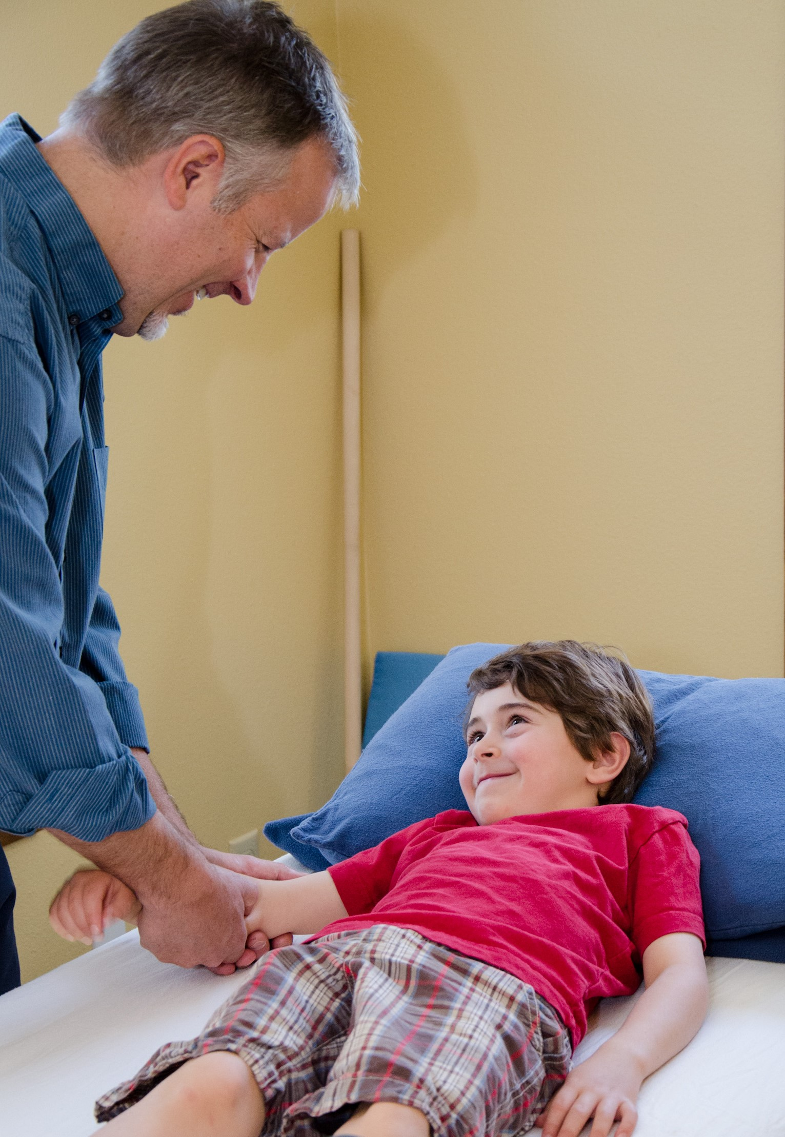 Physical therapists help ensure injuries heal quickly and completely.