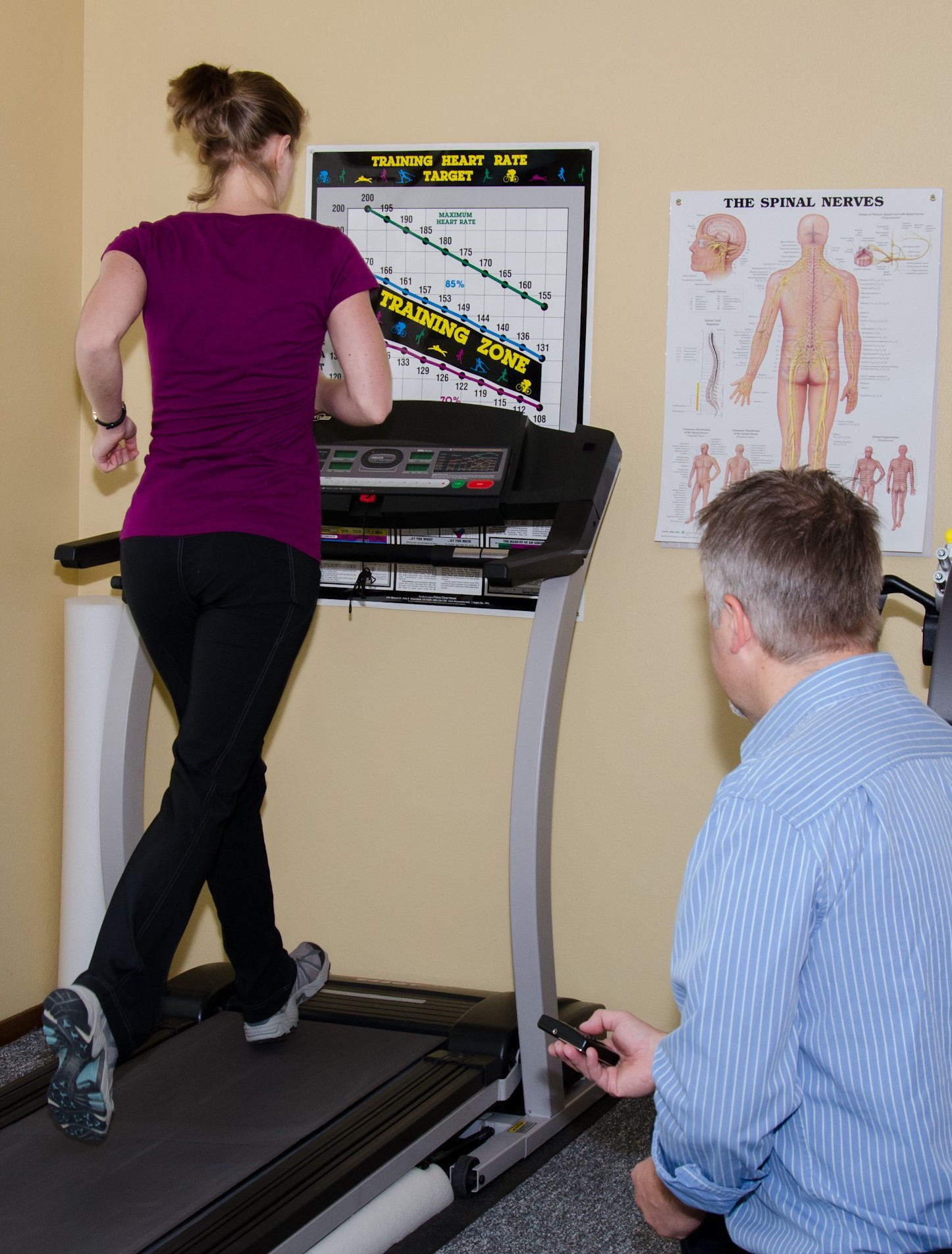 Annual physical therapy assessments can reveal problem areas before they become a big pain.