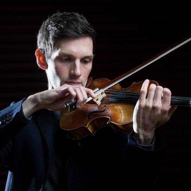 Stirling Trent,  violin