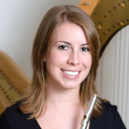 Haley Bangs,  flute
