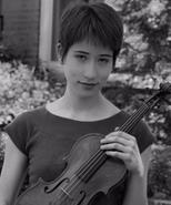 Elizabeth Furuta  , violin