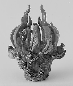 Porcelain Buddha's Hand Vase