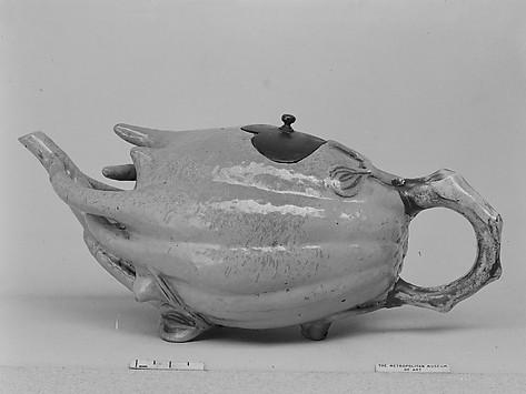 Ceramic Buddha's Hand Teapot