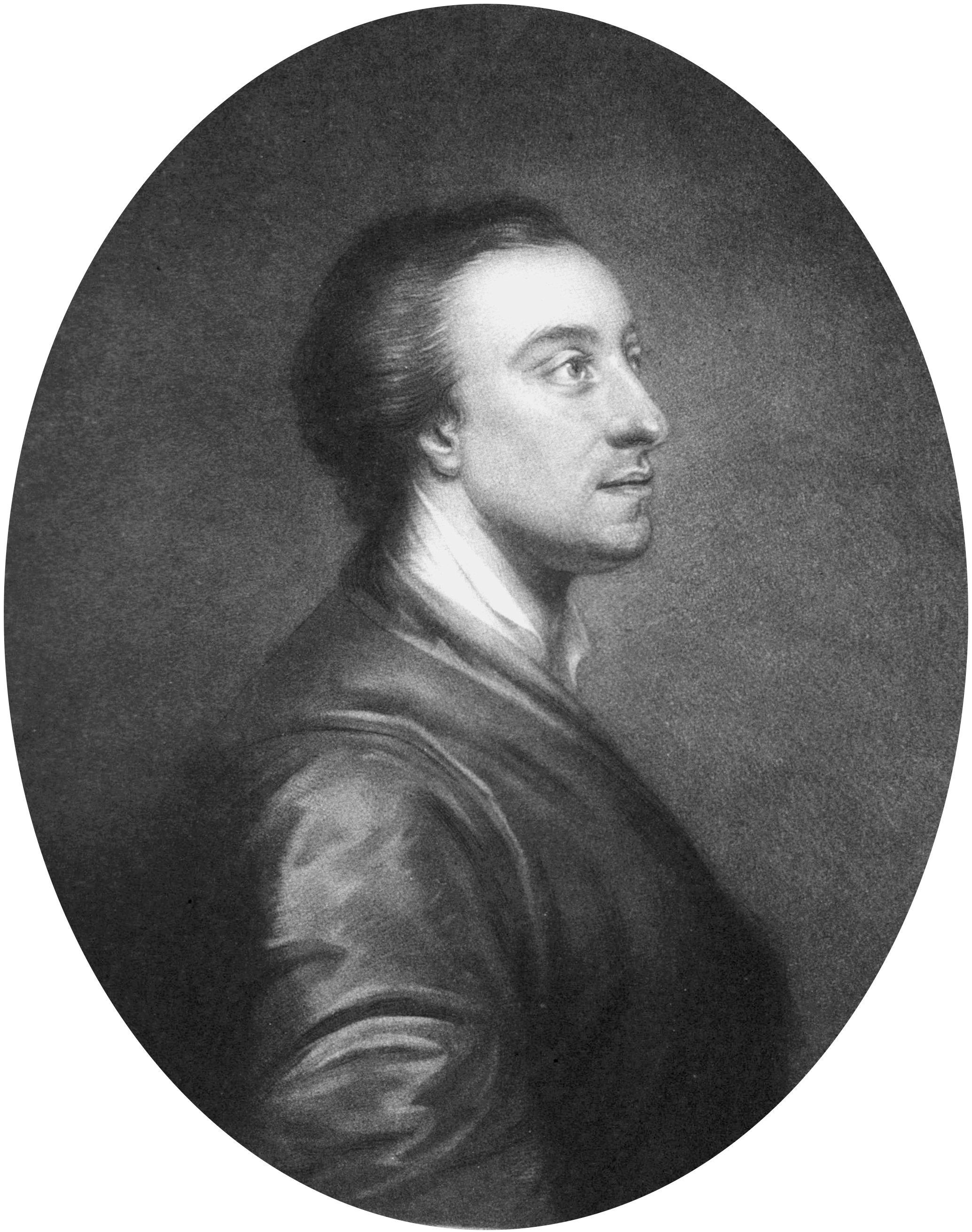 Mark Akenside (1721-1770)