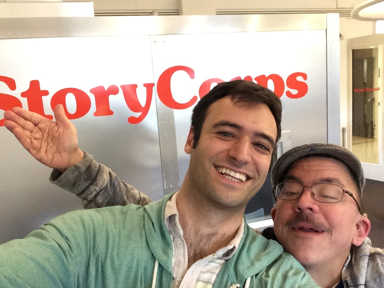 Mike StoryCorps 2.JPG