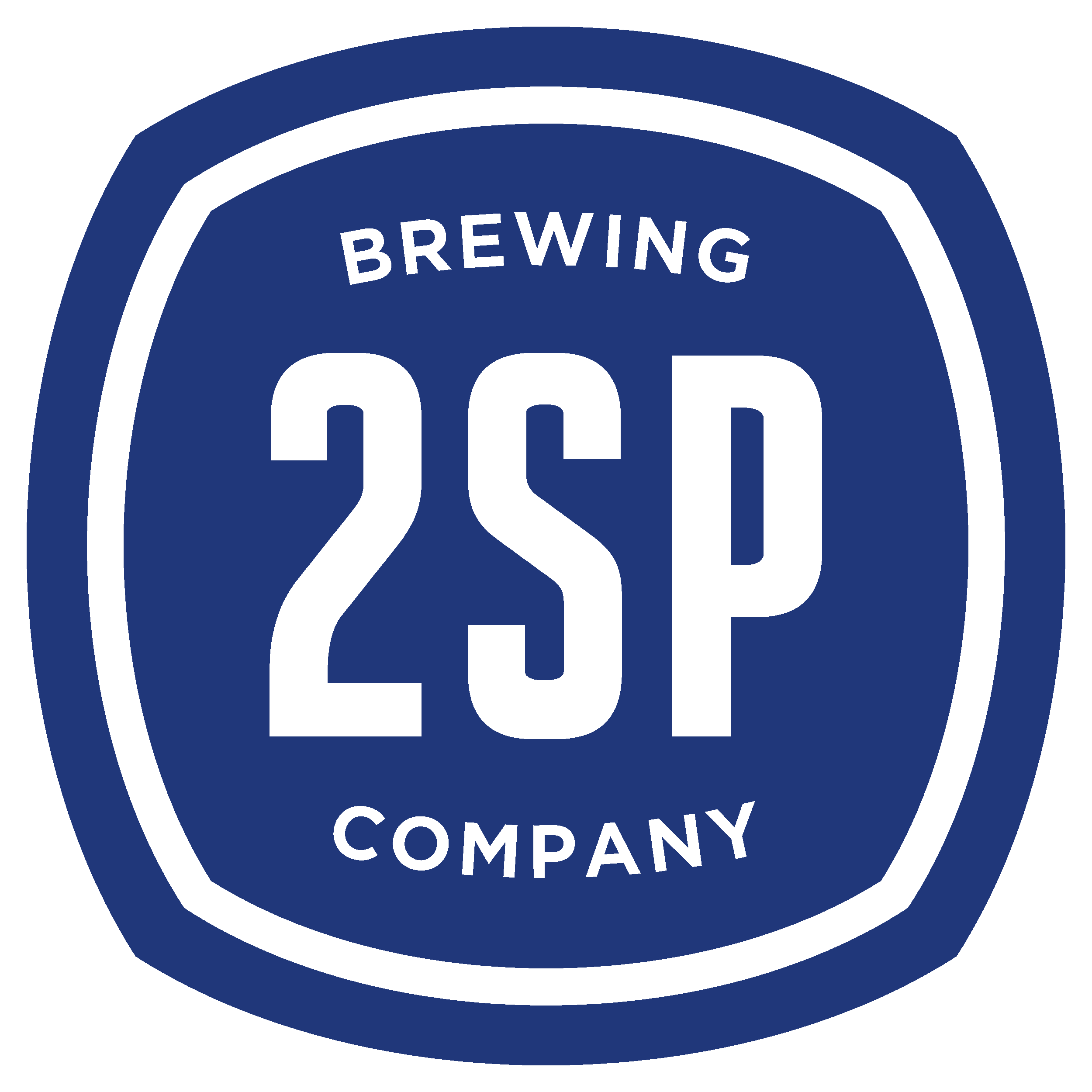 Industrial Era Style - The name 2SP sounded less like a brewery and more like an auto parts manufacturer. Our branding for 2SP plays up this unexpected connection by evoking the bold, no-frills graphics of early 20th-century industrial design.