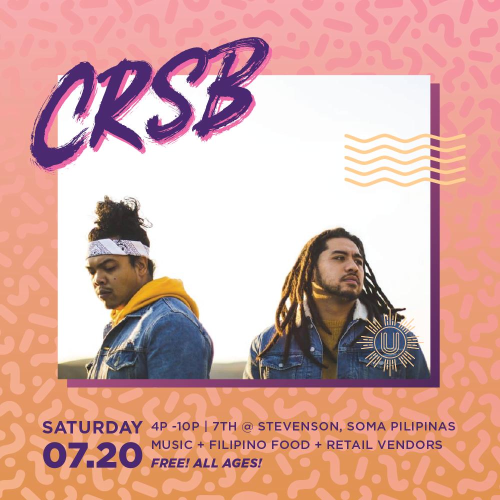 Undiscovered July 2019 CRSB