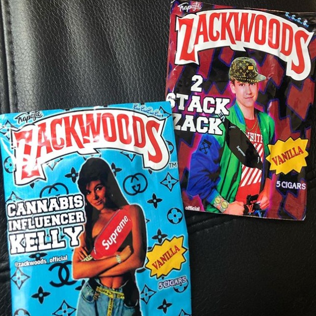 Zack Woods