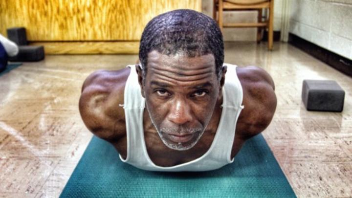 Prison yoga is helping inmates transcend their cells -