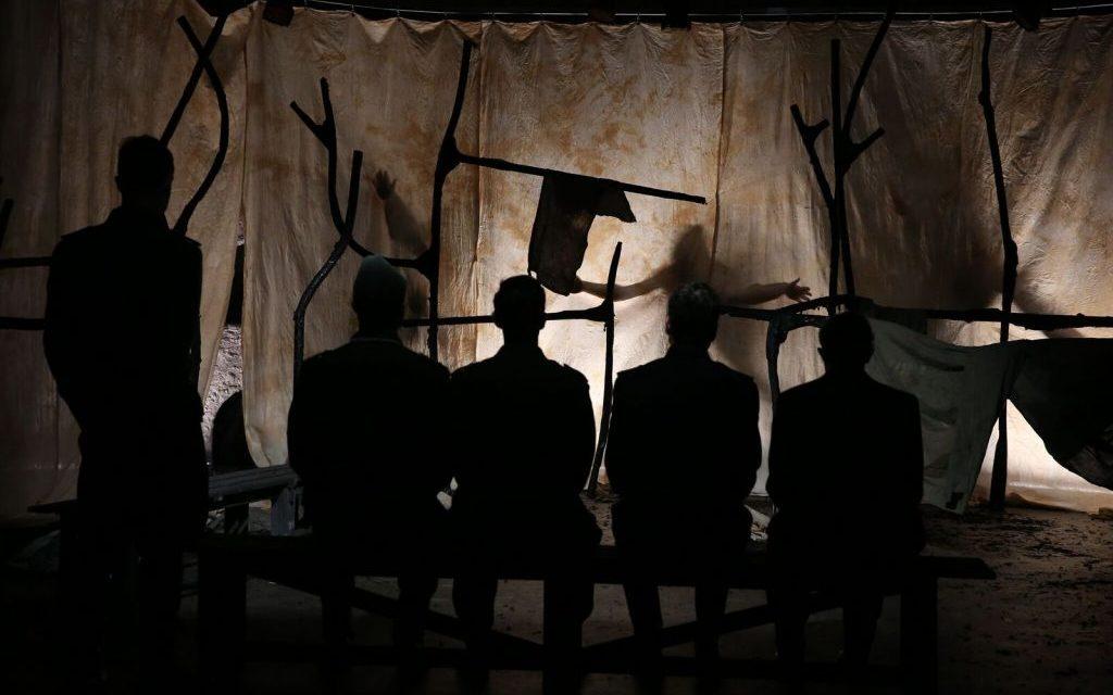 THE HOLOCAUST, SACRIFICED: NICHOLAS TOLKEIN'S