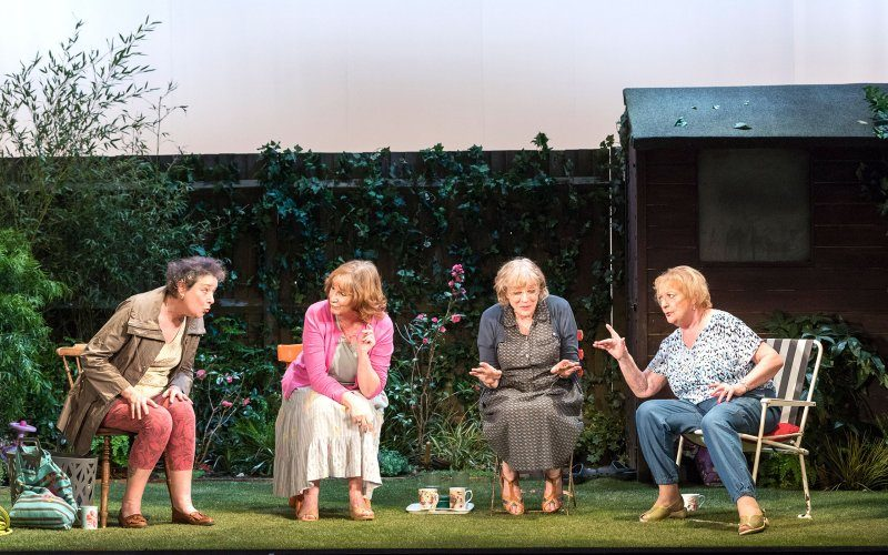 WOMEN ON THE VERGE: CARYL CHURCHILL'S