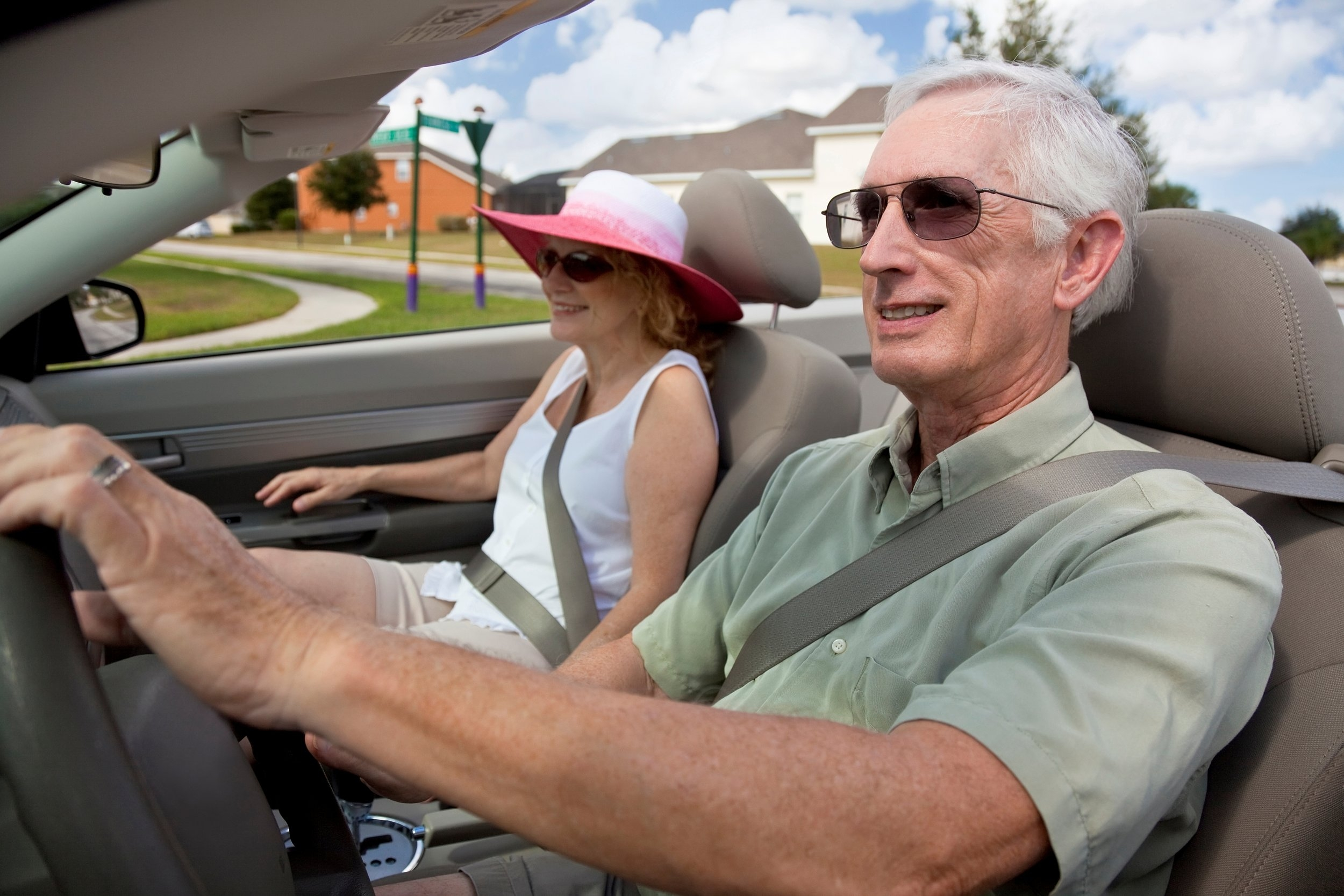 Senior/Mature Driver Improvement - Lower your car insurance premiums by up to 15%