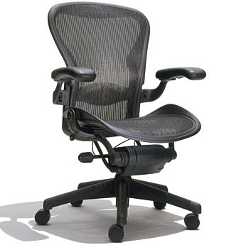 used office furniture low cost aeron