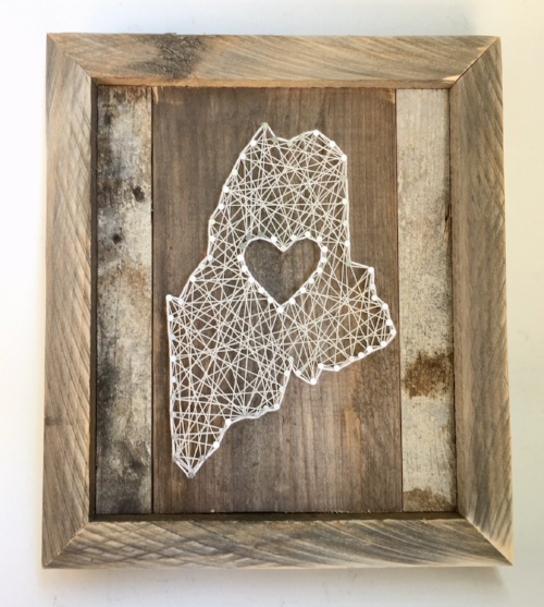 Handcrafted Maine Love [$75] by way of   Kurier