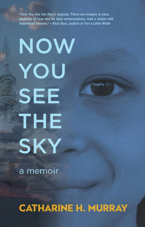 Now You See the Sky [$16] by way of   Print Bookstore