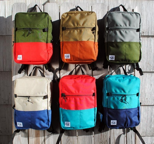 Benny Backpack [$48] by   Rogue Wear
