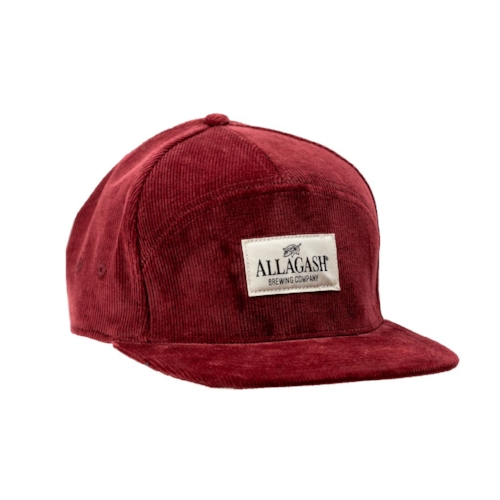 Allagash 7-panel Hat [$25] by way of   Allagash Brewing Company
