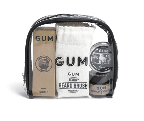 Men's travel kit by  Gum , available at Wallpaper's Store