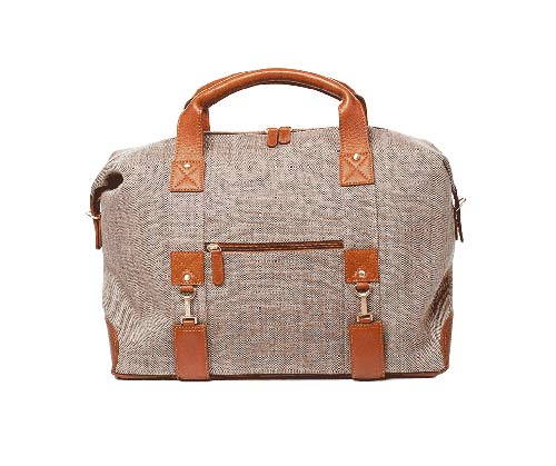 Weekend bag by  Ebby Rane