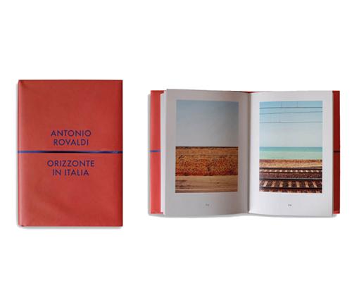 """Book """"Orizzonte in Italia"""" by  Antonio Rovaldi"""